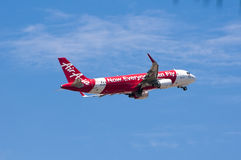 Airbus A320 Take Off Royalty Free Stock Photography