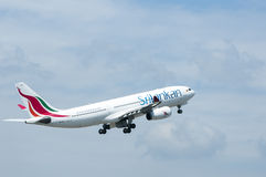 Airbus A330 Take Off Stock Photography
