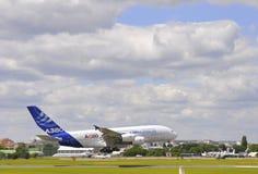 Airbus takeoff Royalty Free Stock Photo
