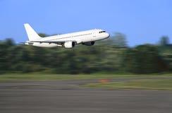 Airbus taking off Stock Photos