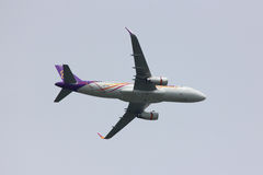Airbus A320-200 of Thaismile Stock Photography