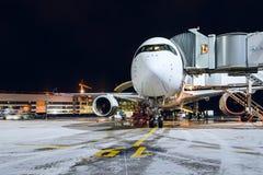 Airbus A350-900 9V-SMF Singapore Airlines Fotos de Stock