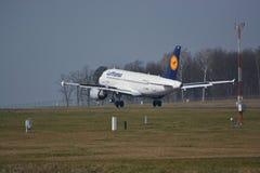 Airbus A319-114 Royalty Free Stock Photos