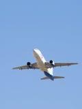 Airbus A320-214 voa Imagens de Stock