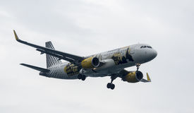 Airbus 320 Vueling Photo stock
