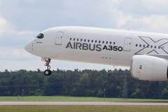 Airbus A350 XWB Fotografia de Stock Royalty Free