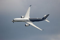 Airbus A350 XWB Foto de Stock Royalty Free