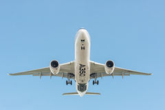Airbus A350 XWB Royalty Free Stock Images
