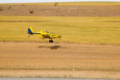 Aircar 502 de Tractor van de Lucht Stock Afbeelding