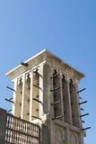 Aircondition antigo de Windtower Foto de Stock