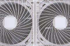 Aircondition do fã elétrico Fotografia de Stock
