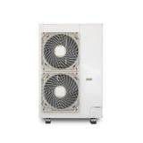 Aircondition do fã elétrico Fotos de Stock