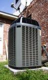 Airconditioner stock afbeelding