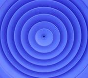airconditioner dziura Fotografia Stock