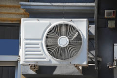 Airconditionersysteem Stock Fotografie