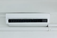 Airconditionersysteem Royalty-vrije Stock Afbeelding