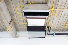 Airconditionersysteem Royalty-vrije Stock Foto