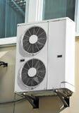 Airconditionersysteem Stock Afbeelding