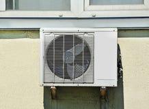Airconditionersysteem Royalty-vrije Stock Afbeeldingen