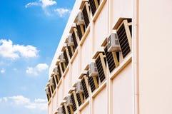 Airconditioning royalty-vrije stock foto