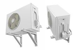 Airconditioning Royalty-vrije Stock Afbeeldingen