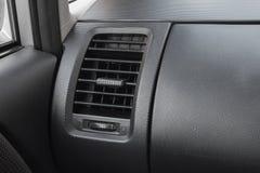 Airconditioning binnen de auto Stock Afbeeldingen