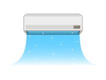 Airconditioning van Illustratie vector illustratie
