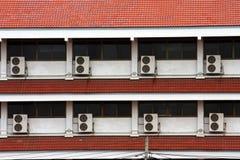 Airconditioningstoestel Royalty-vrije Stock Afbeeldingen