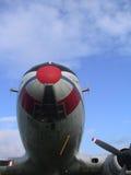 Aircraft. Vintage aircraft stock photography