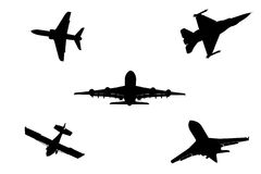 Aircraft Royalty Free Stock Image