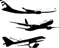 Aircraft Stock Image