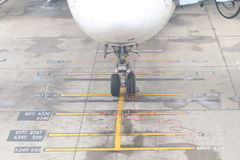 Aircraft Royalty Free Stock Photos