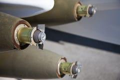 Aircraft Bombs Stock Image