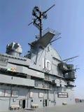 Aircraft Carrier Museum Bridge 1 Stock Image