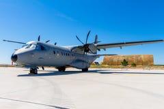 Aircraft CASA C-295 Stock Photo