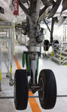 Aircraft chassis Royalty Free Stock Photography