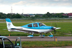 Aircraft Cirrus SR22 Stock Images