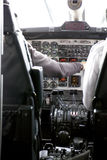 Aircraft Cockpit Royalty Free Stock Image