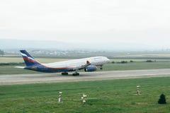 Aircraft company Royalty Free Stock Photos