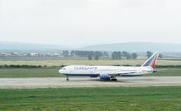 Aircraft company Royalty Free Stock Photo