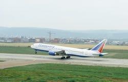 Aircraft company Royalty Free Stock Image