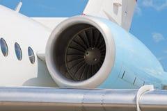Aircraft engine Royalty Free Stock Image