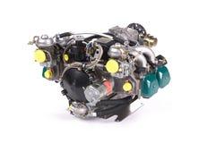 Aircraft engine. Company Rotax for aircraft Stock Photos
