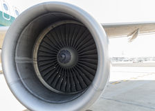 Aircraft engine Royalty Free Stock Photos