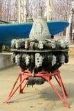 Aircraft Engine Royalty Free Stock Photos