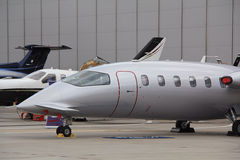 Aircraft. The Executive jet for comfort Stock Photography