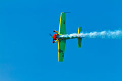 Aircraft Extra 300S Royalty Free Stock Images