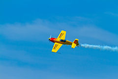 Aircraft Extra 300S Royalty Free Stock Photo