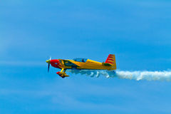 Aircraft Extra 300S Royalty Free Stock Photography