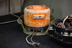 Aircraft flight recorder Royalty Free Stock Photos